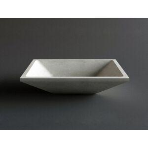 Saniteck Vasque rectangulaire gris clair - Publicité