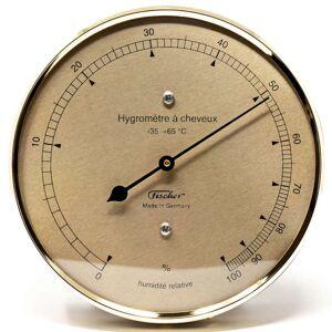 Fischer Hygromètre à cheveu de précision diamètre 100mm Fischer F-1XX - Publicité