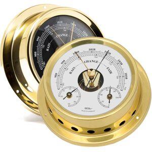 FISCHER Baromètre/Thermomètre/hygromètre  Marine Diam 125 mm  (modèle Français) FISCHER F-1508-BTH - Publicité
