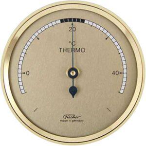 Fischer Thermomètre d´intérieur petit diamètre 68mm Fischer F-151 - Publicité