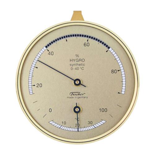 Fischer Hygromètre/Thermomètre d...