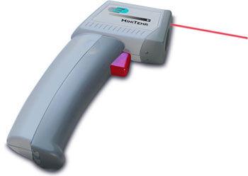 thermomètre infrarouge pistolet visée laser -18 +275  t311101