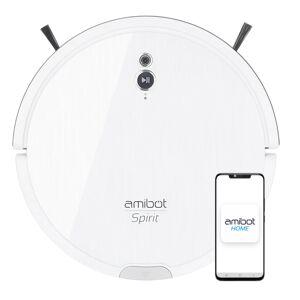 Amibot Robot aspirateur et laveur AMIBOT Spirit Motion avec cartographie caméra - Publicité