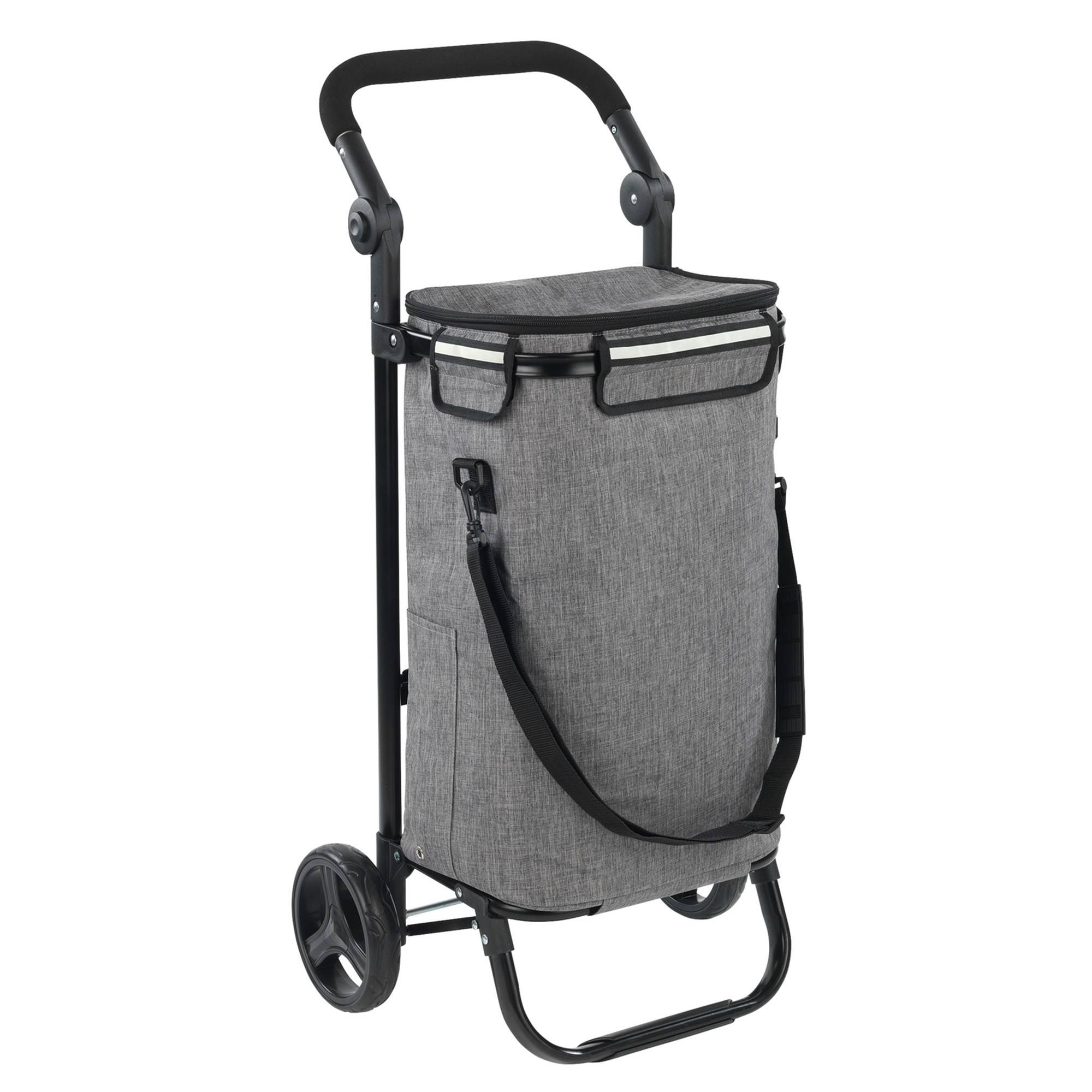 Chariot de courses Thermo & Comfort - Gris - Blancheporte