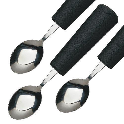 cuillère avec large manche – ultralite - lot de 3 - standard
