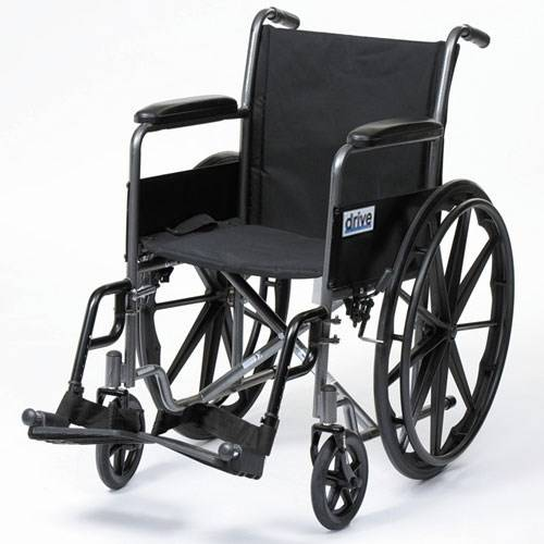 fauteuil roulant drive silver sport