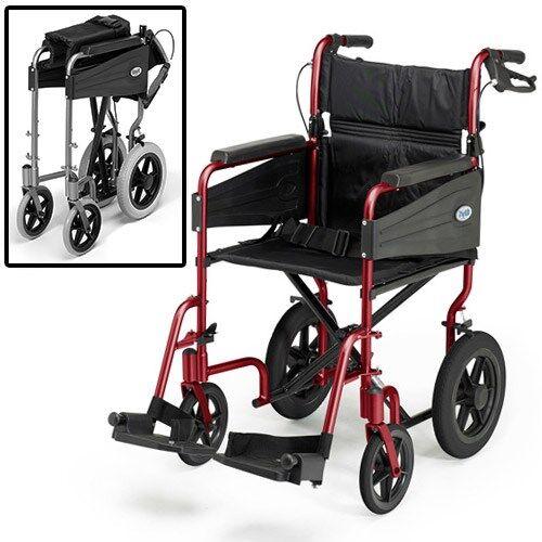 patterson fauteuil roulant evasion - days - rouge - large