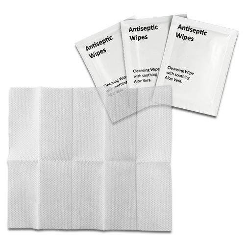 Lingettes antiseptiques - 72 paquets