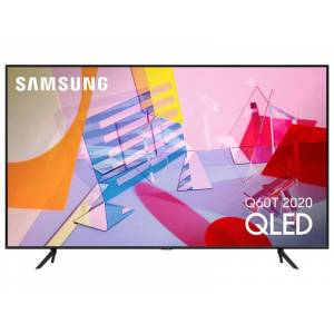 SAMSUNG Téléviseur 125 cm UHD 4K Qled SAMSUNG QE50Q60T - Publicité
