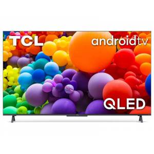 TCL Téléviseur UHD 4K Qled 126 cm  TCL 50C725 - Publicité