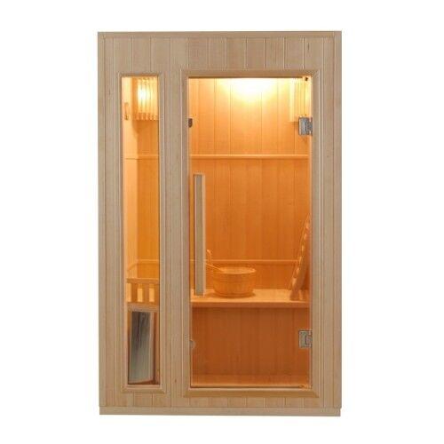 """""""France Sauna"""" """"Sauna vapeur ZEN 2 à 4 Places-Zen 2 Places"""""""