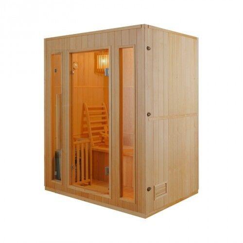 """""""France Sauna"""" """"Sauna vapeur ZEN 2 à 4 Places-Zen 3 Places"""""""