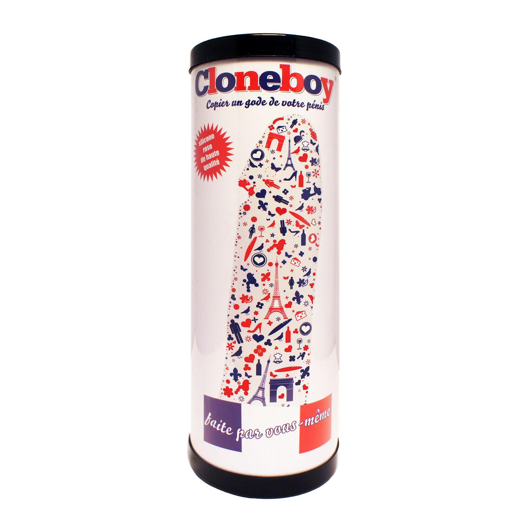Cloneboy Dildo Personnalisable Edition Limitée France
