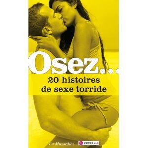 La Musardine Osez... 20 histoires de sexe torride - Publicité