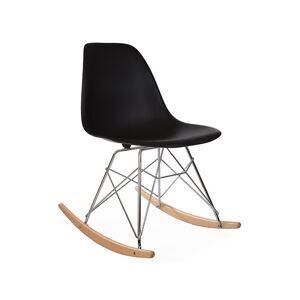 Famous Design Eames Rocking Chair RSR - Noir - Publicité