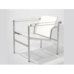 Famous Design Chaise LC1 Le Corbusier - Blanc - Publicité