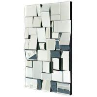 gdegdesign Miroir design rectangulaire à facette - Nils <br /><b>499.00 EUR</b> gdegdesign