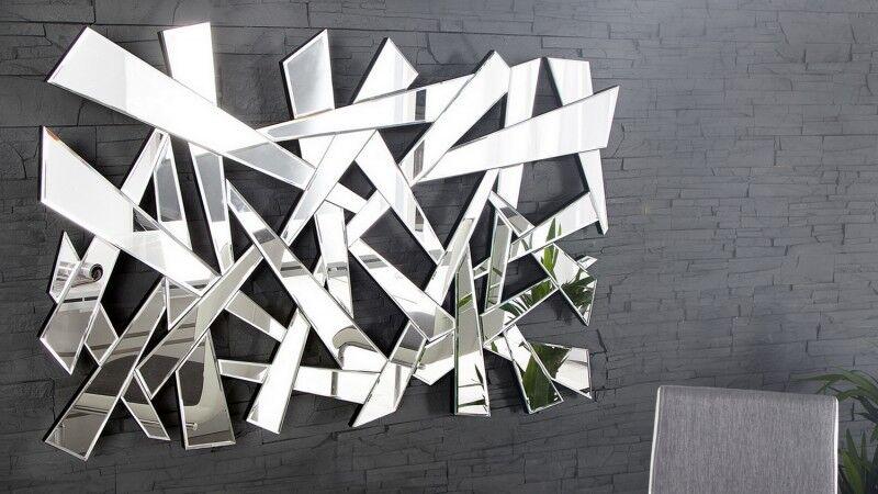 gdegdesign Miroir design rectangulaire à facette - Martin