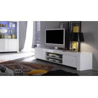 gdegdesign Meuble TV blanc 2 portes - Naomi <br /><b>309.00 EUR</b> gdegdesign