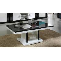 gdegdesign Table basse design noir et blanc - Nevis <br /><b>269.00 EUR</b> gdegdesign