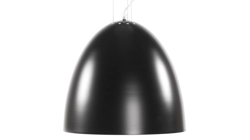 gdegdesign Lustre suspension noire cloche - Caly