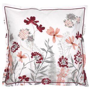Linnea Taie d'oreiller 65x65 cm Percale pur coton PETITE FOLIE Rouge - Publicité