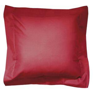 Linnea Taie d'oreiller uni 40x40 cm 100% coton ALTO Garance - Publicité