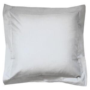 Linnea Taie d'oreiller uni 65x65 cm 100% coton ALTO Calcium - Publicité