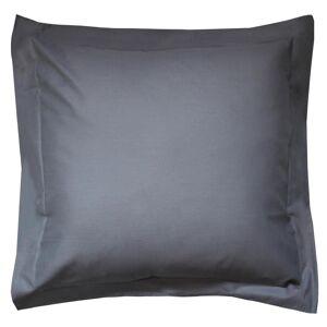 Linnea Taie d'oreiller uni 80x80 cm 100% coton ALTO Manhattan - Publicité