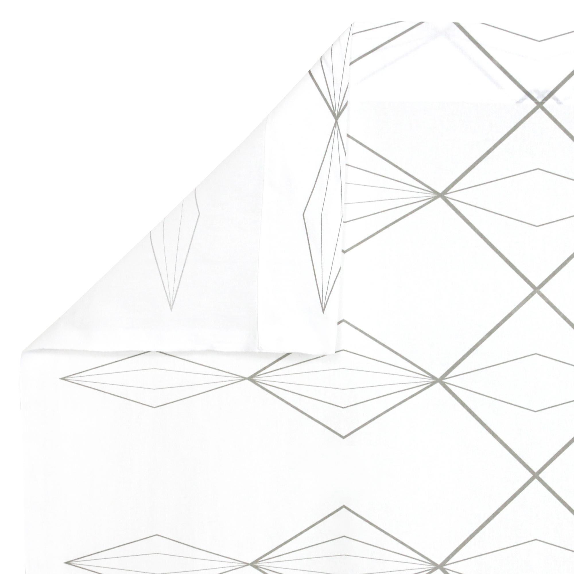 Linnea Drap plat 240x310 cm 100% coton FOREVER