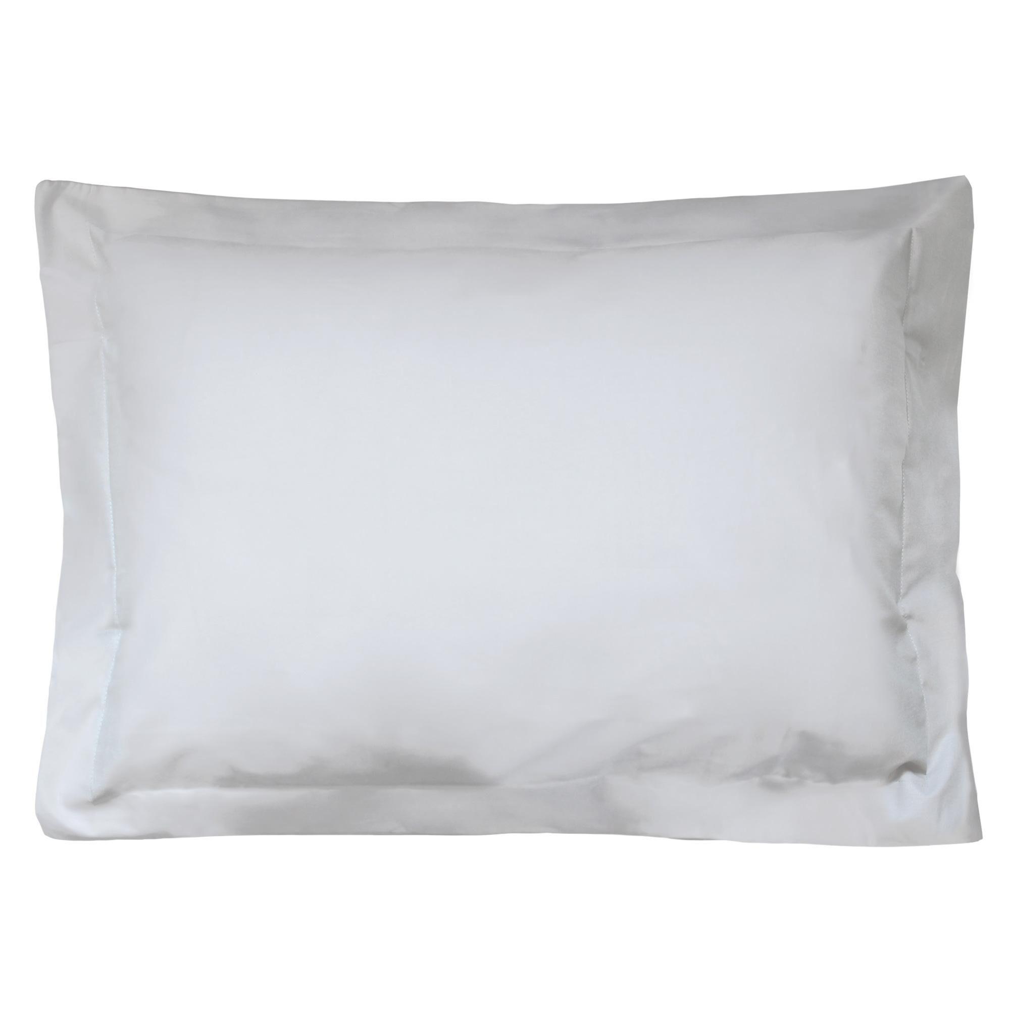 Linnea Taie d'oreiller uni 70x50 cm 100% coton ALTO Calcium