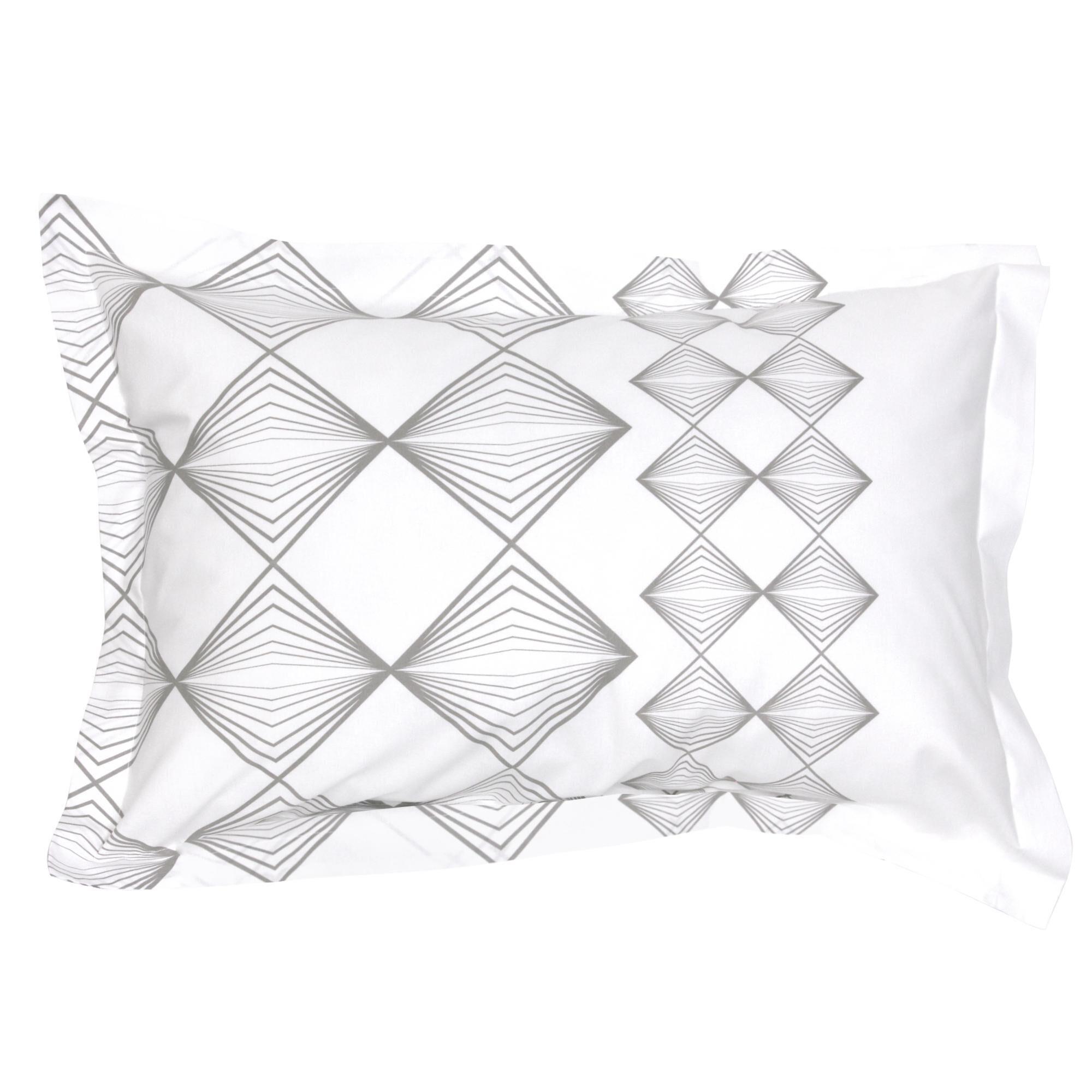 Linnea Taie d'oreiller 70x50 cm 100% coton FOREVER