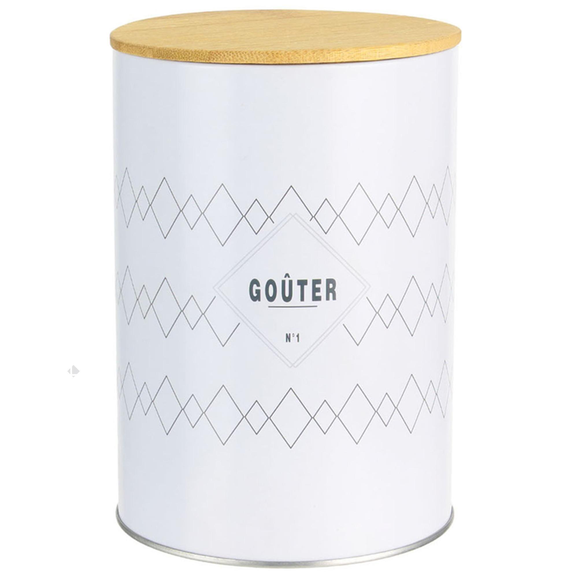 Linnea Boîte métal OSLO Gouter petit format