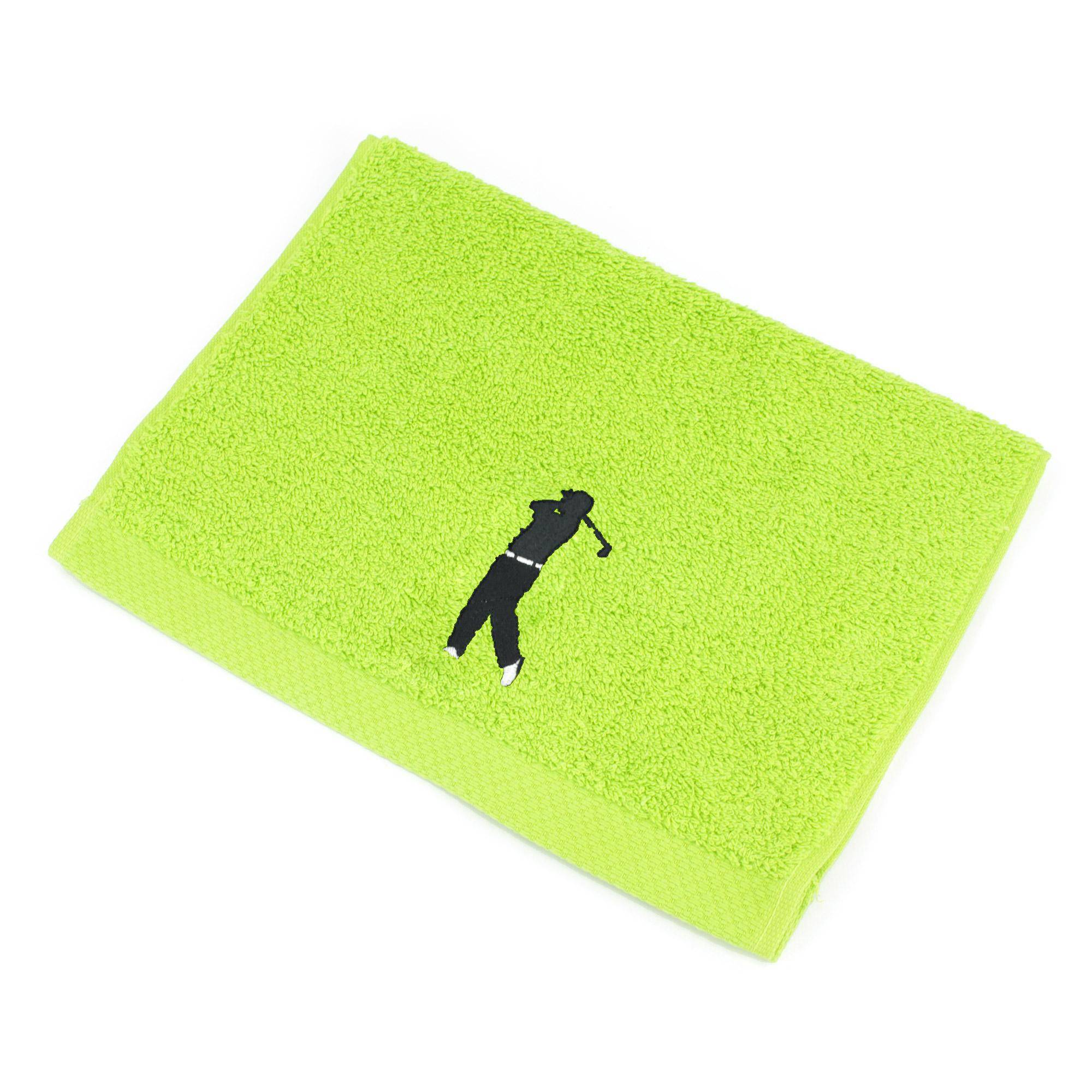 Linnea Serviette invite 33x50 cm 100% coton 550 g/m2 PURE GOLF Vert Pistache