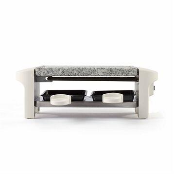 Livoo Appareil à raclette 2 personnes blanc 350 W DOC156W Livoo