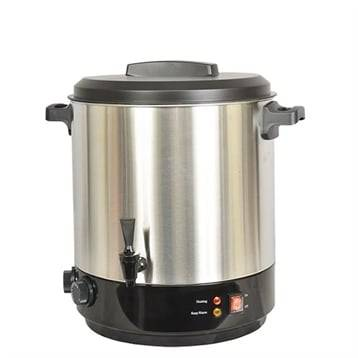 Kitchen Chef Professional Stérilisateur inox 31 litres 2100 W KCPST31.IX Kitchen Chef Professional