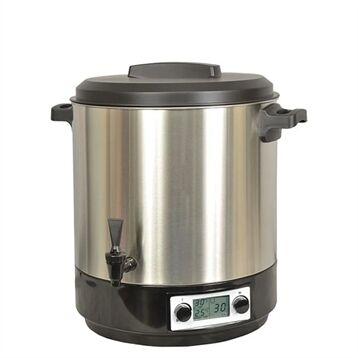 Kitchen Chef Professional Stérilisateur inox 31 litres automatique 2000 W KCPST31LCD.IX Kitchen Chef Professional
