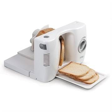 Domo Trancheuse à pain pliable 120 W MS171 Domo