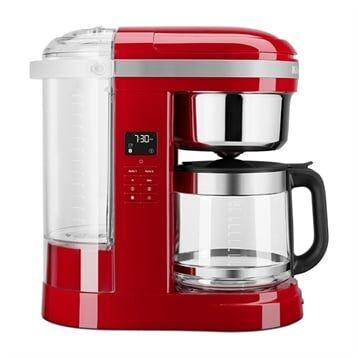 Kitchenaid Machine à café électrique rouge empire 1,7 L 1100 W Kitchenaid