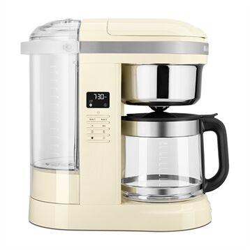 Kitchenaid Machine à café électrique crème 1,7 L 1100 W 5KCM1209EAC Kitchenaid