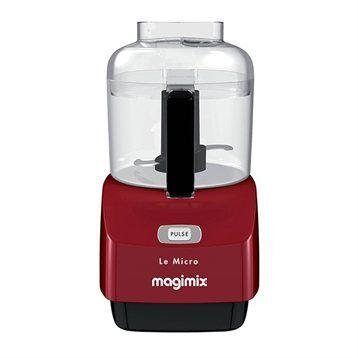 Magimix Mini hachoir Magimix Le Micro Rouge 18114F