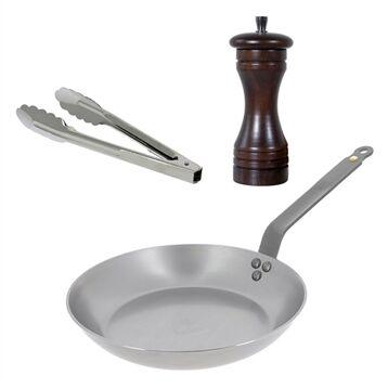 De Buyer Box Steaklover Steak et poivre De Buyer