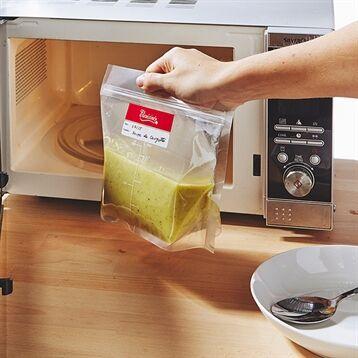 15 sacs à soupe et sauce Elicuisine