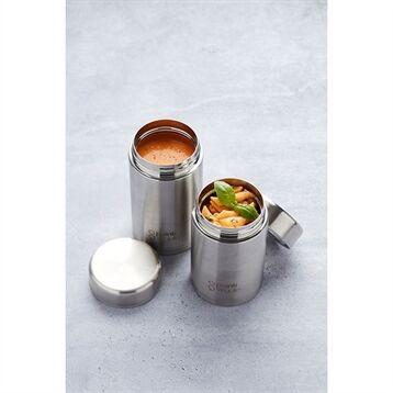 Point Virgule Boîte à repas isotherme inox 500 ml Point Virgule
