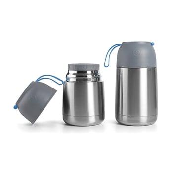 Ibili Lunch box isotherme en inox 0,62 L Ibili