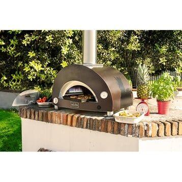 Alfa Forni Four à bois pizza Alfa one Alfa Forni