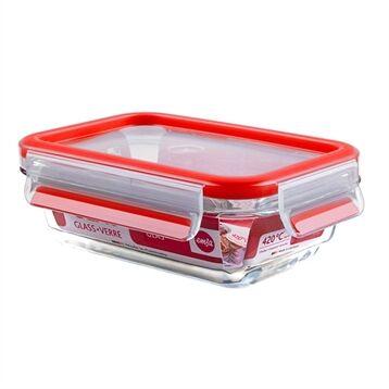 CLIP&CLOSE; boîte alimentaire en verre - 500ml Emsa