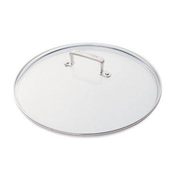 Le Creuset Couvercle Les forgées 28 cm verre Le Creuset