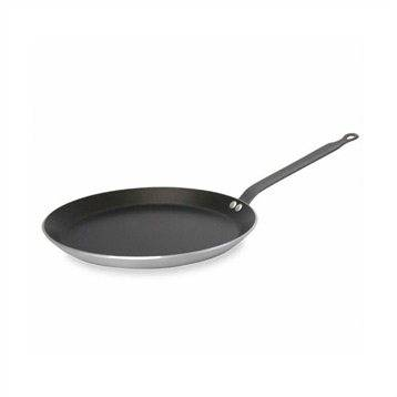 De Buyer Crêpière Alu Choc Resto induction 26 cm De Buyer