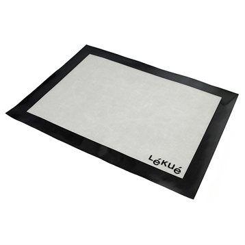 Tapis de cuisson en silicone et fibre de verre 60 cm Lekue